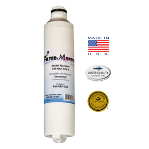 Filter-Monster Replacement for Samsung DA29-00020B Refrigerator Water Filter