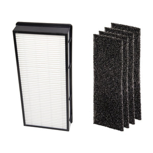 Filter-Monster Replacement for Whirlpool Mini Tower Air Purifier Filter Kit