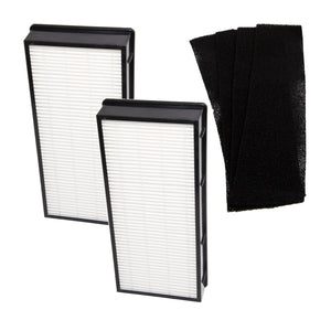 Filter-Monster True HEPA Replacement for Whirlpool Tower Air Purifier Filter Kit