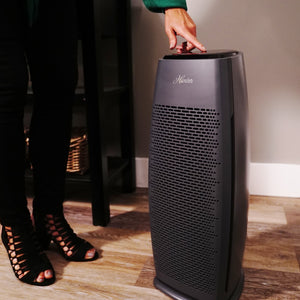 Hunter HP600 Tall Tower Air Purifier