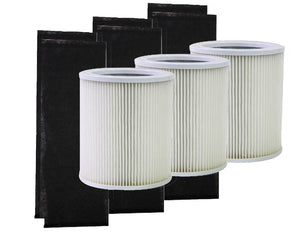 Hunter H-HF400-VP Replacement Air Purifier Filter Value Pack