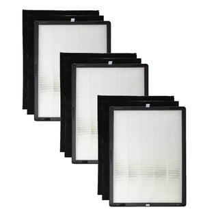 Hunter H-HF700-VP Replacement Air Purifier Filter Value Pack