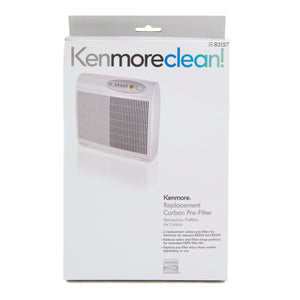 Kenmore Carbon 83157 Replacement Pre-Filter, 2 Pack