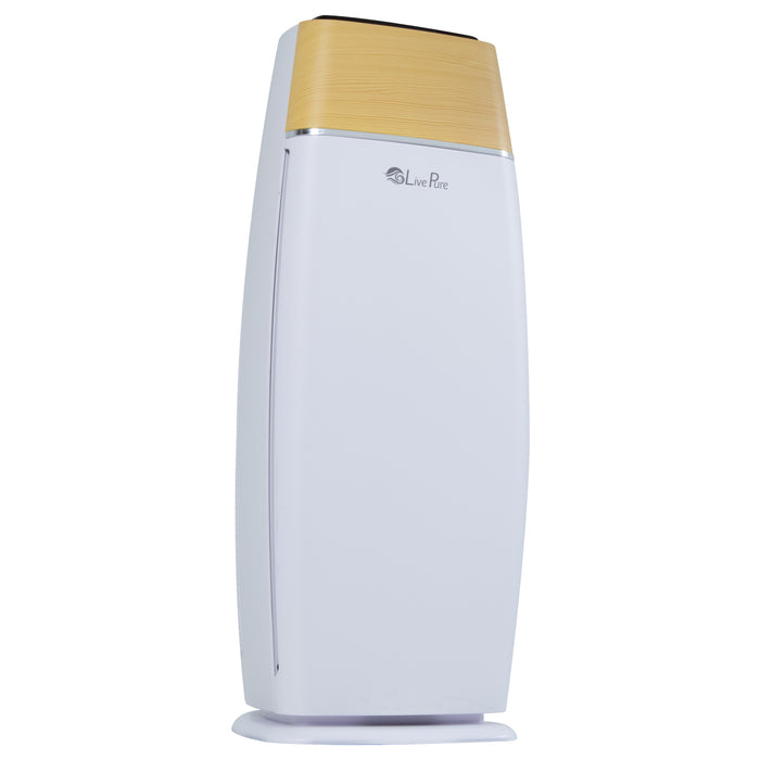 LivePure Sierra Series LP260TH Digital Tall Tower Air Purifier