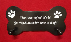 The Journey of Life is so much sweeter with a dog