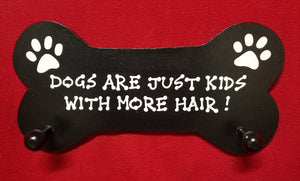 Dogs are just kids with more hair