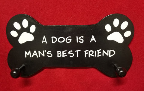 A dog is a man's best friend