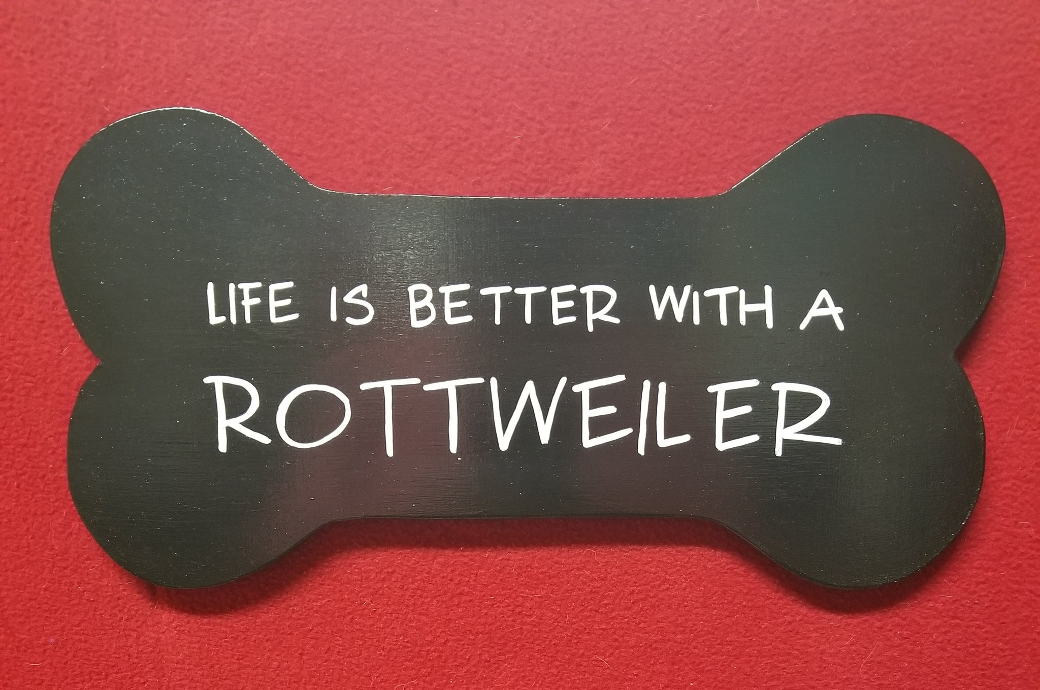 Life is better with a Rottweiler
