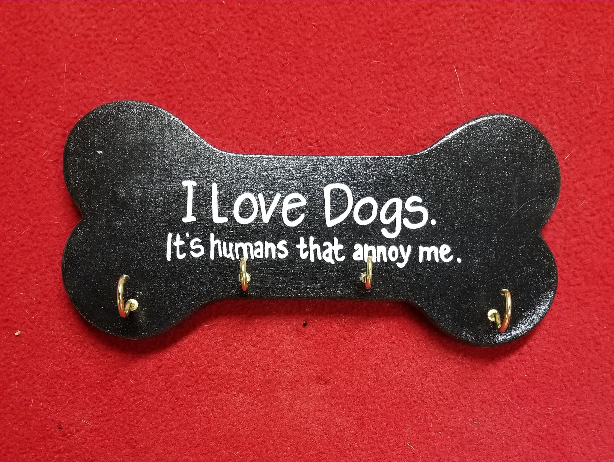 I Love Dogs. It's Humans That Annoy Me