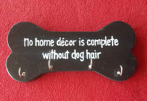 No home decor is complete without dog hair