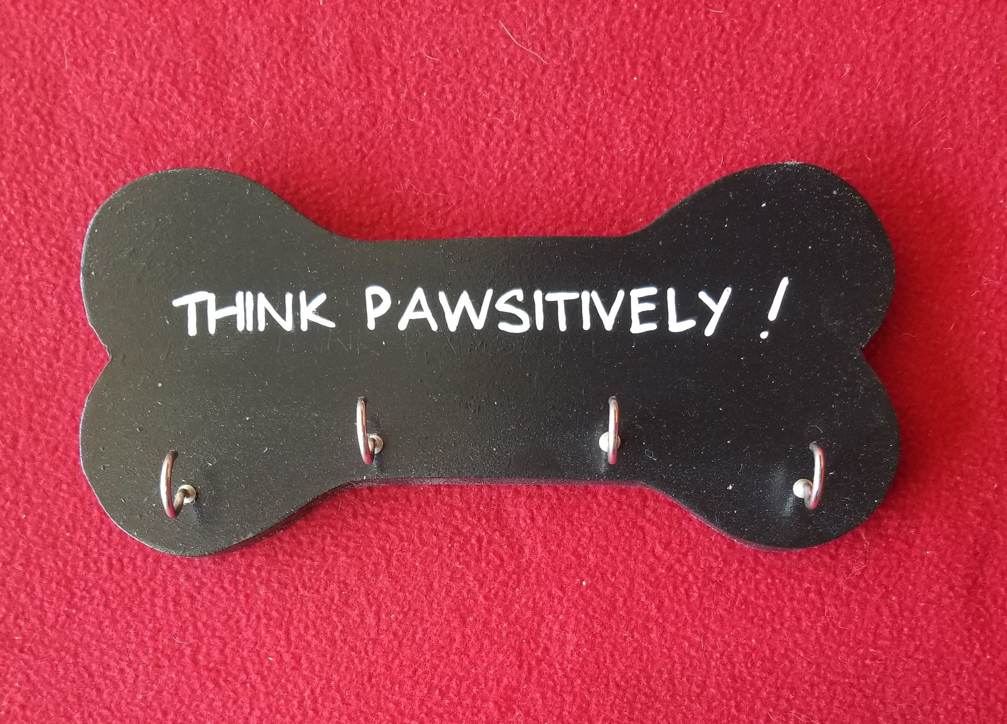 Think Pawsitively!