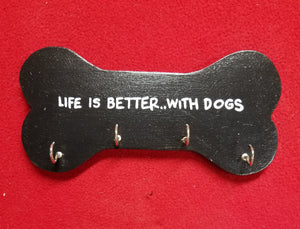 Life is Better...With Dogs
