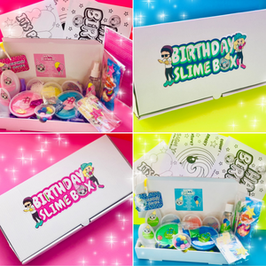 🎂Birthday Slime Box🎂