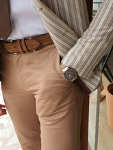 Load image into Gallery viewer, Vince Slim Fit Special Edition Side Pocket Camel Cotton Pants