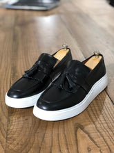 Load image into Gallery viewer, Ferrar Eva Base Black Loafers