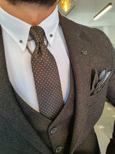 Load image into Gallery viewer, Peaky Blinders Sardinelli Patterned Tie & PocketSquare