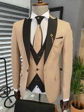 Load image into Gallery viewer, Ralph Slim Fit Dovetail Beige Tuxedo