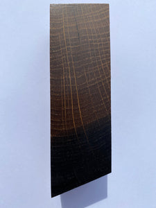 Bog Oak 108 to 95 x 33 x 32 mm