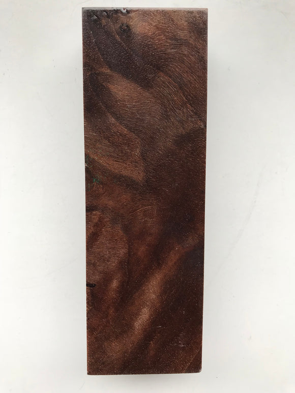 Walnut 125 x 41 x 26 mm