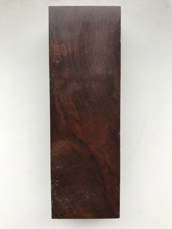 Walnut 125 x 41 x 25 mm