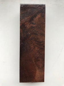 Walnut 126 x 41 x 25 mm