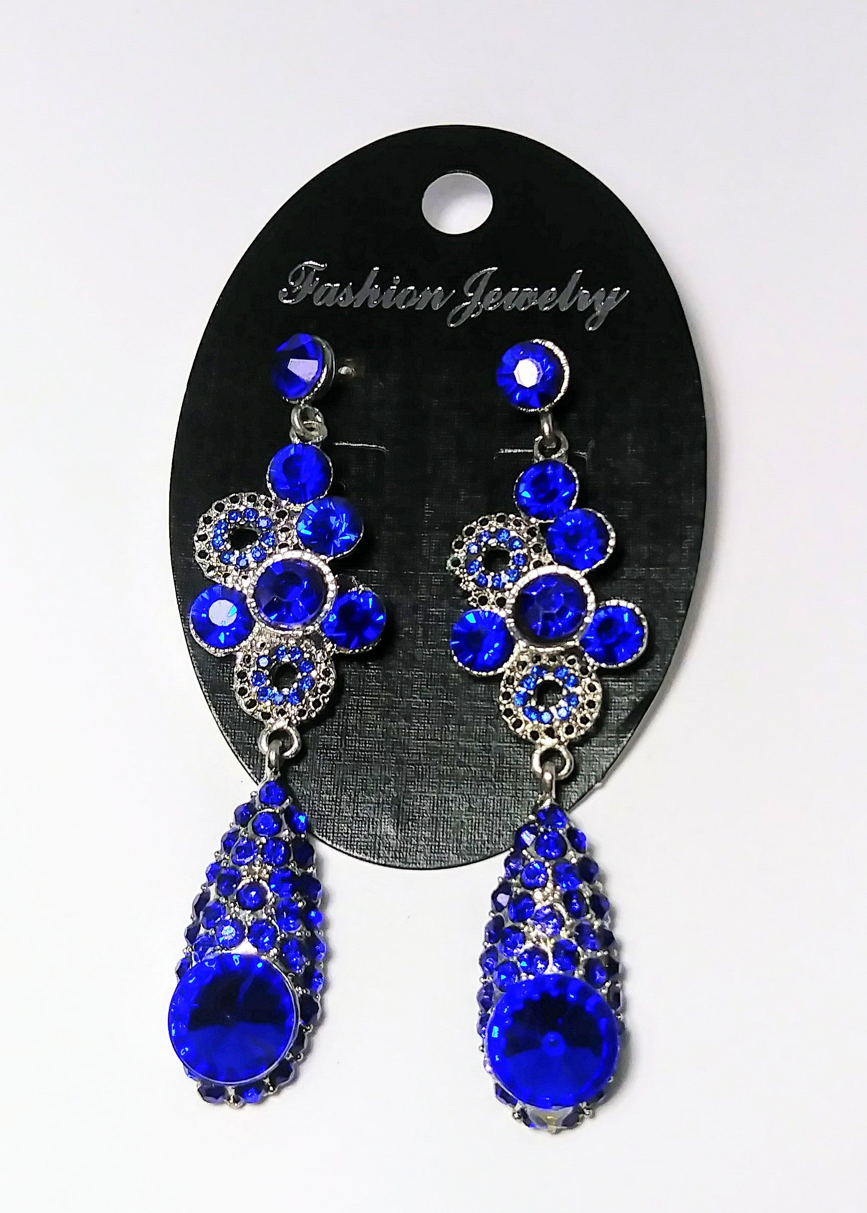 Fashion jewelry- peacock blue