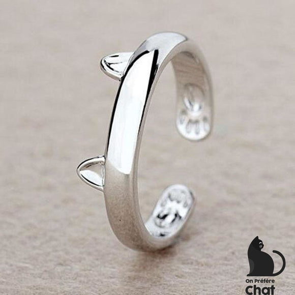 Bague Chatdorable! - Bague