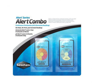 Seachem Alert Combo pH and Ammonia