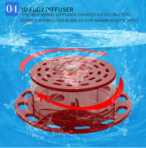 Coral Box D300 Protein Skimmer