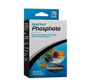 Seachem MultiTest Phosphate Test Kit