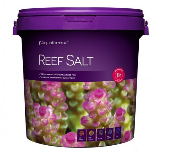 Aquaforest Reef Salt 22KG AVAILABLE TO ORDER!