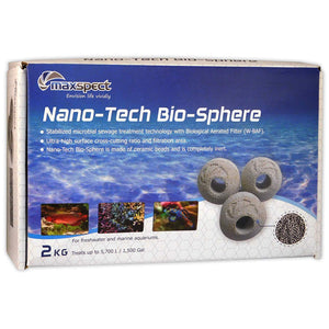 NEW Maxspect Nano-Tech Bio-Spheres 1KG, IN STOCK NOW!
