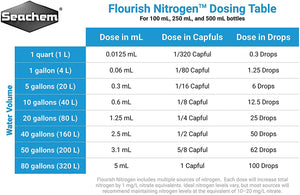 Seachem flourish Nitrogen for the planted aquarium - 100ml  PRE ORDER ONLY!