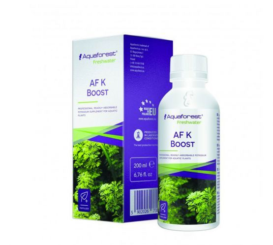 Aquaforest AF K Boost 200ml  AVAILABLE TO ORDER!