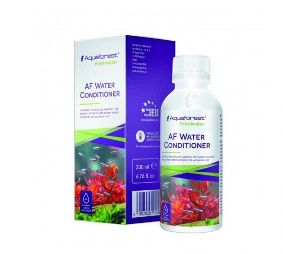 Aquaforest AF Water Conditioner 200ml AVAILABLE TO ORDER ONLY!