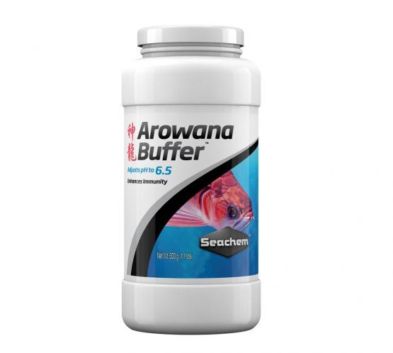 Seachem Arowana Buffer 500g AVAILABLE TO ORDER!