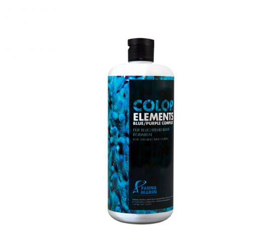 Colour Elements Blue Purple Complex 250ml