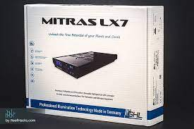 NEW, THE GHL Mitras LX7 Series, taking high-power LED lighting to the next level!