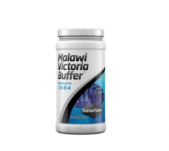 Seachem Malawi Victoria Buffer 600g AVAILABLE TO ORDER!