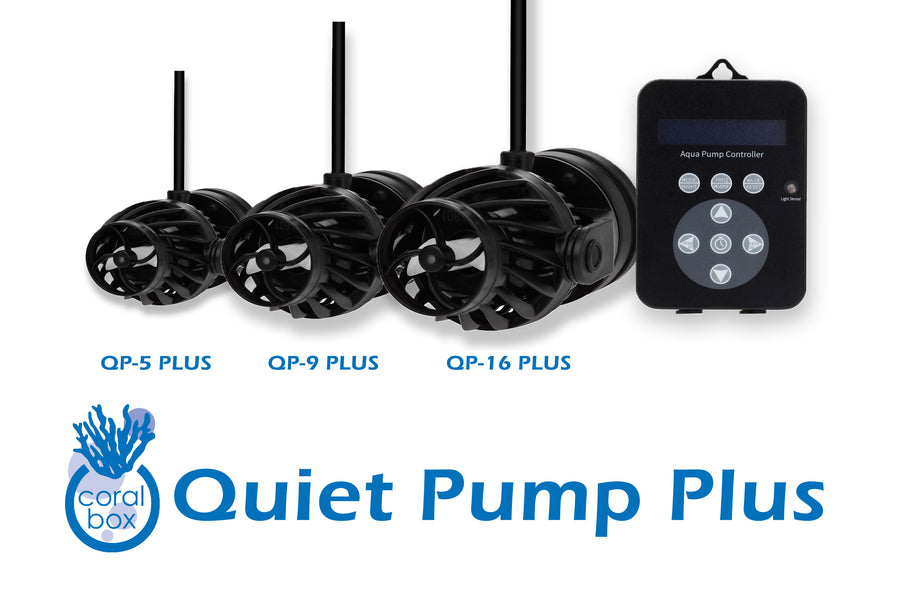 Coral Box Quiet Pump QPS16 AVAILABLE TO ORDER!
