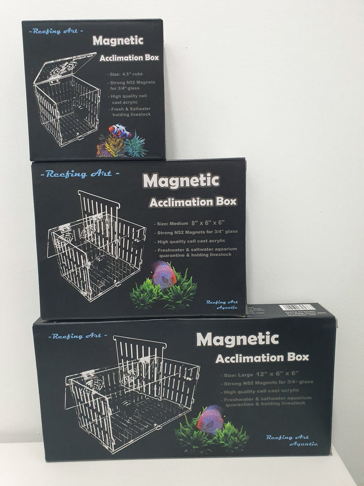 Reefing Art Magnetic Breeder Box Acclimation Box