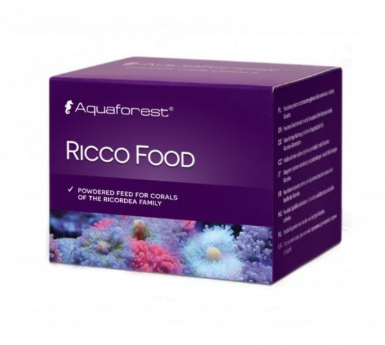 Aquaforest Ricco Food (30g) ALSO AVAILABLE TO ORDER!