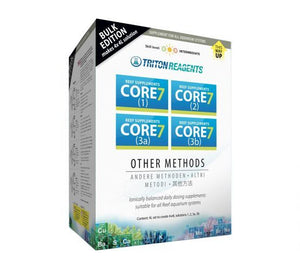 NEW in stock! Triton Core 7 Reef Elements 4L Bulk Edition,  2 in stock now so be quick selling fast