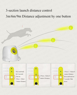 Ball Launcher for Pets