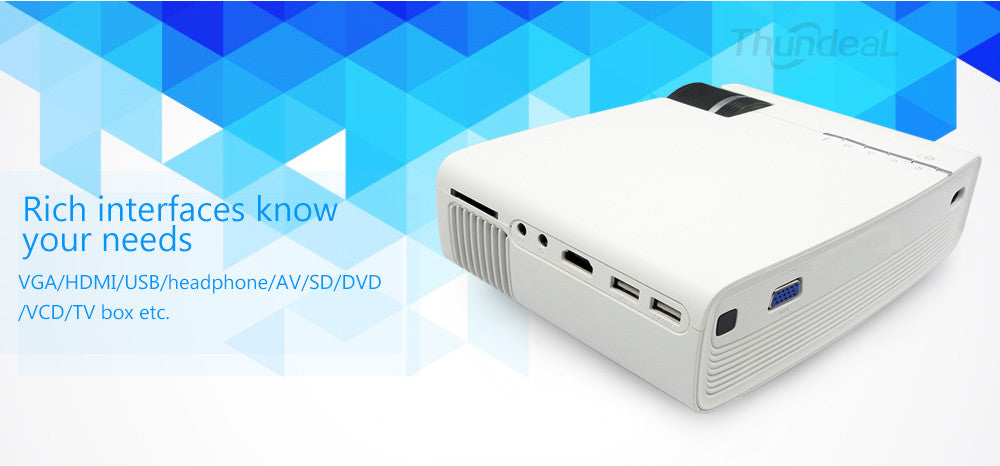Just Released Mini Home Theatre Projector