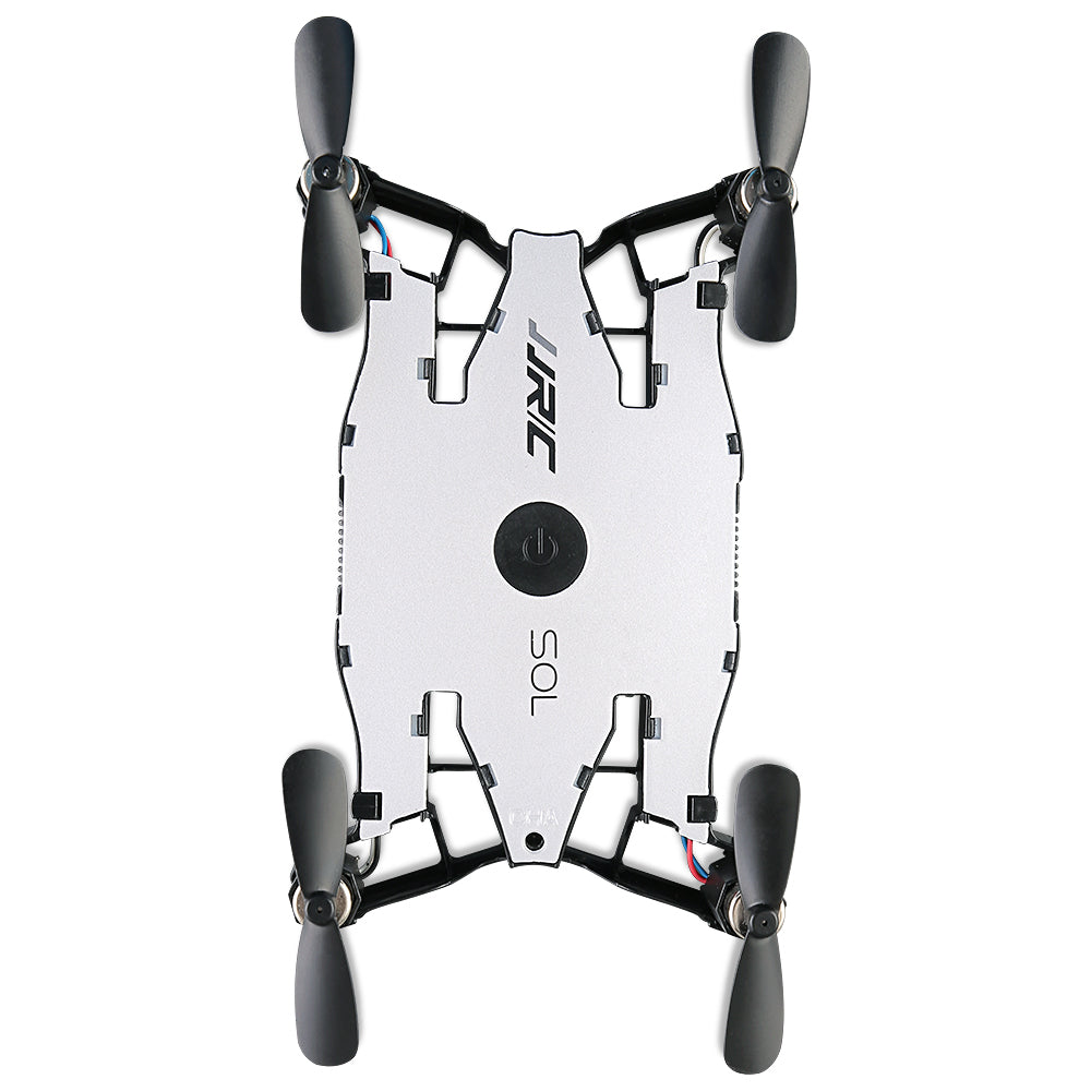 Ultrathin Foldable Drone JJRC with 720P HD