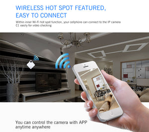 Mini Wireless Camera
