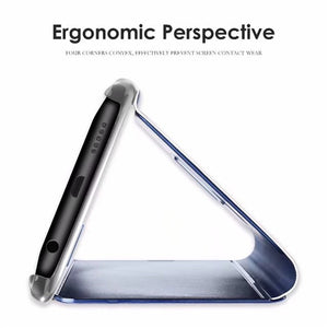 Smart Flip Stand Touch Case (iPhone & Samsung)