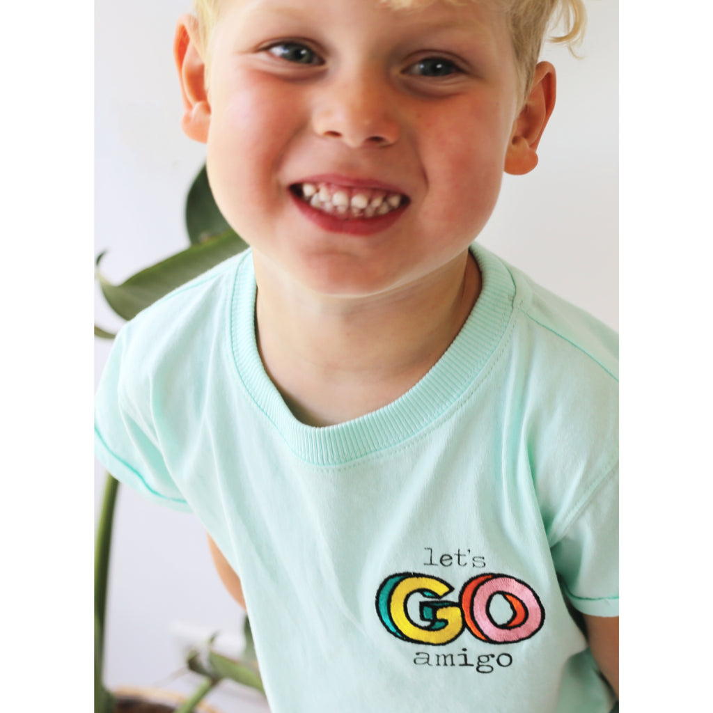 go patch - t-shirt