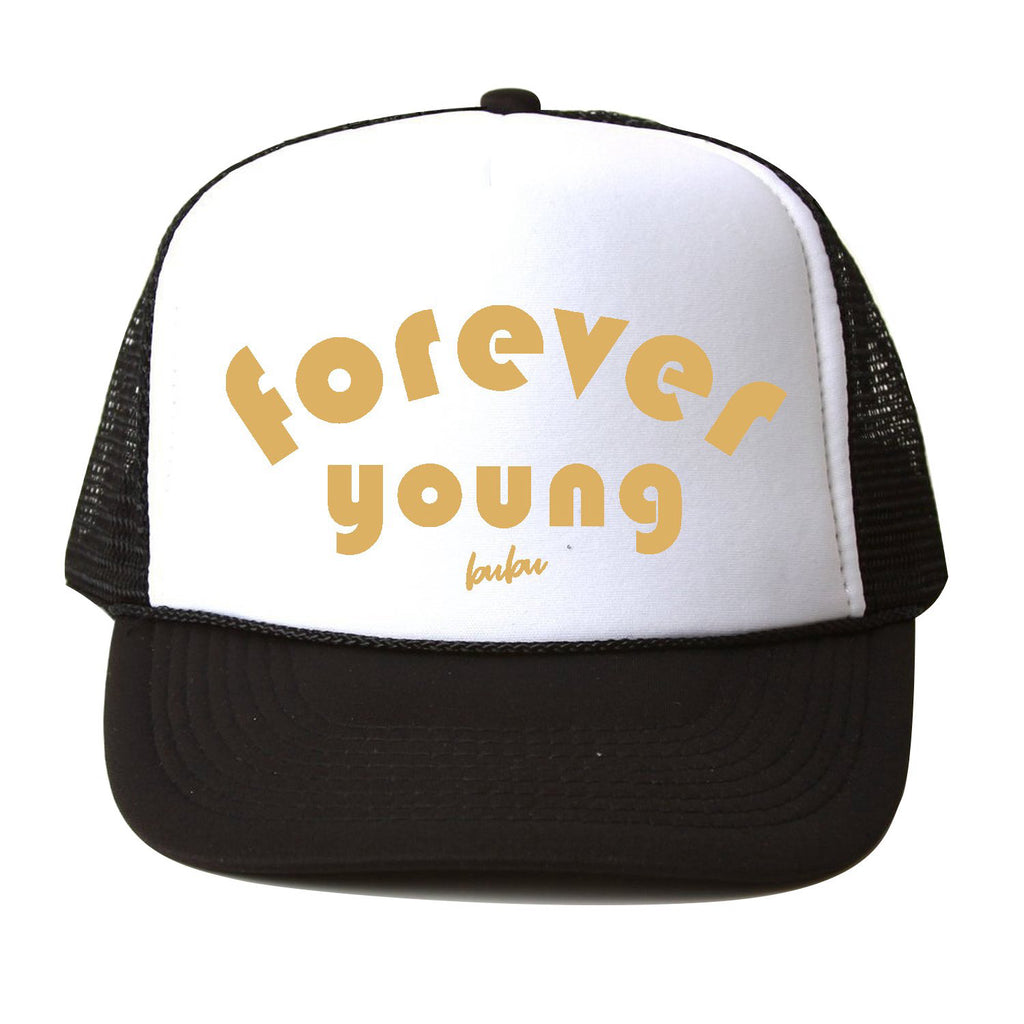forever young gold - hat